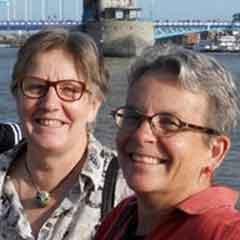 Ann James & Ann Hadden