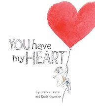 You Have My Heart – some lovely reviews for Mother's Day