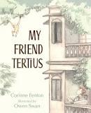 My Friend Tertius at Raffles Singapore
